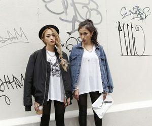 girl, fashion, and grunge image