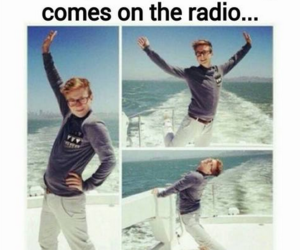 funny, tyler oakley, and lol image