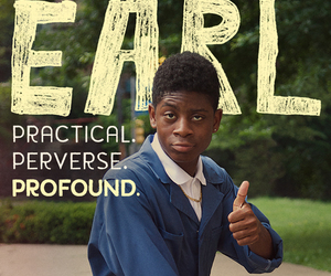 earl, rj cyler, and high school image