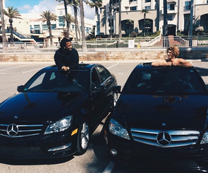 Alexis, cars, and jay image