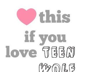 celebrity, we heart it, and teen wolf image