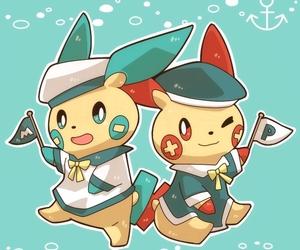 fanart, pokemon, and plusle image