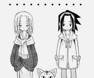 anime, shaman king, and yoh asakura image