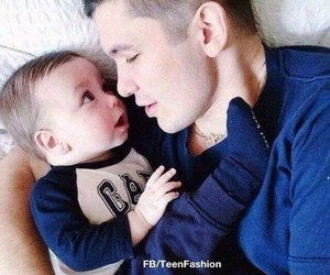 adorable, boy, and familly image