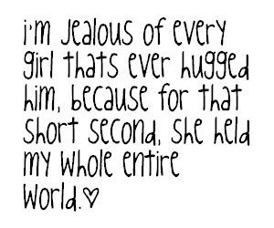 love, quotes, and jealous image