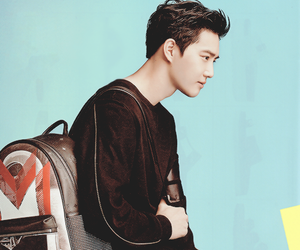 exo, handsome, and leader image