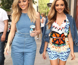 perrie edwards, little mix, and jerrie image