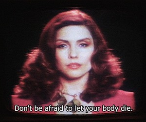 videodrome, debbie harry, and gif image
