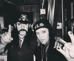 gods, Lemmy Kilmister, and metal image