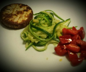 lowcarb and zuchini image
