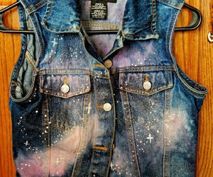 galaxy and vest image