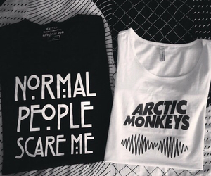 arctic monkeys, ahs, and american horror story image