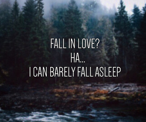 indie, fall asleep, and fall in love image