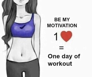 fitness, me, and help image