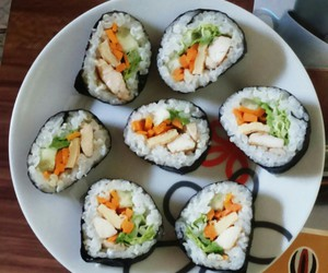 asia, homemade, and cuisine image