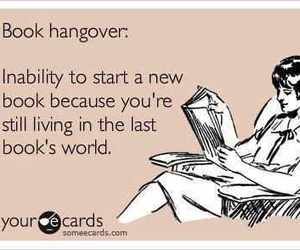 book, hangover, and quote image