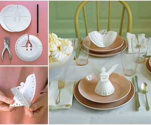 trends4everyone: Four Paper Plates Diy Tutorials | Diy