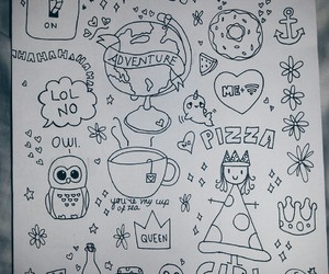 cool, Dream, and pizza image