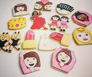 Cookies, cool, and emojis image