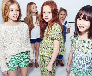 girls, kids, and Zara image