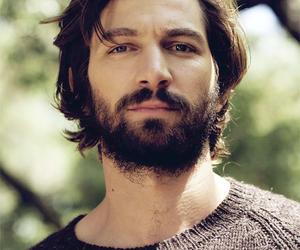 beard, handsome, and michiel huisman image