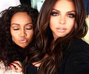 jesy nelson, little mix, and leigh-anne pinnock image
