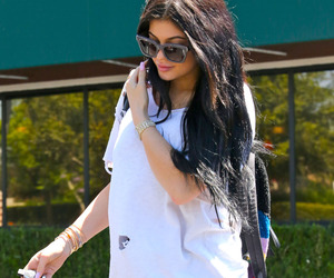kylie jenner, jenner, and luv image