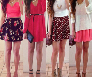 fashion, summer fashion, and fall fashion image