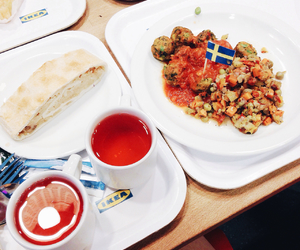 fit, food, and ikea image