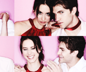 spoby, pretty little liars, and love image