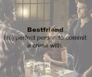 best friends, bromance, and pretty little liars image