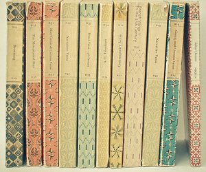 book, vintage, and pastel image