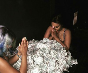 money, goals, and tumblr image