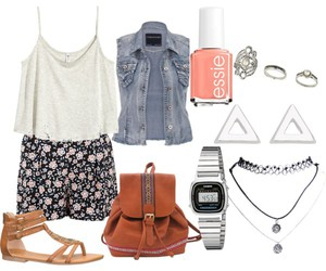 casio, fashion, and hipster image