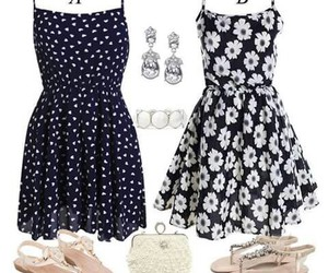 flowers and vestidos image