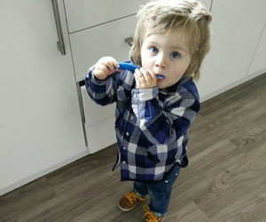 theo horan, baby, and horan image