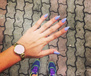 fossil, nails, and airmax image