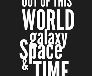 quote, space, and Venus image