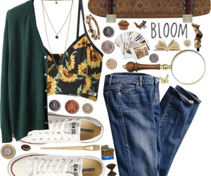 converse, fashion, and Polyvore image