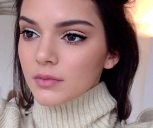 kendall jenner, Kendall, and makeup image