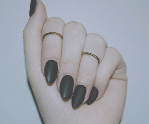 grunge, pale, and rings image