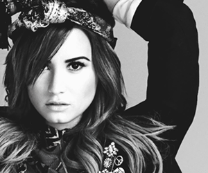 demi lovato, demi, and lovatics image