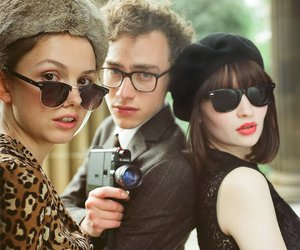 emily browning, olly alexander, and cassie image