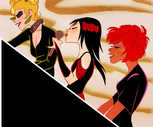 scooby doo and the hex girls image