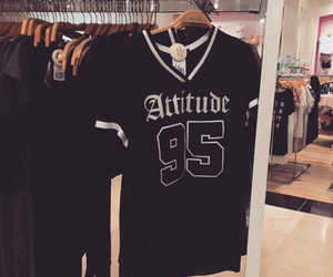 attitude, clothes, and clothing image