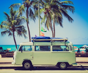 summer, beach, and travel image