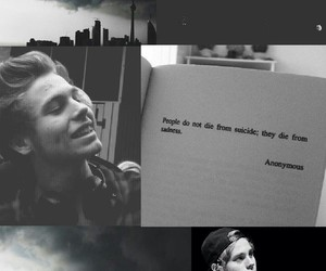LUke, hemmings, and lockscreen image
