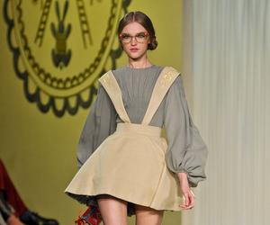 fashion, Vlada Roslyakova, and ulyana sergeenko image