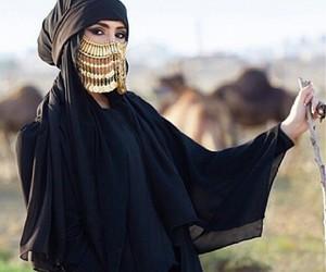 arab and black image