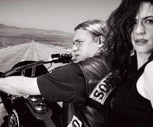 sons of anarchy, samcro, and soa image